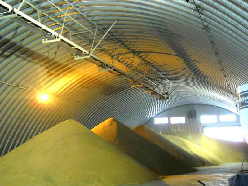 строительство зернохранилищ в красноярске
