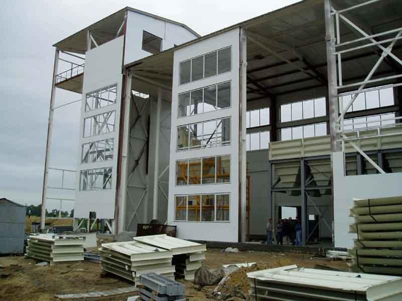 строительство зданий из металлоконструкций в красноярске